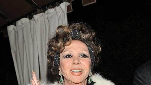 Marujita Díaz también nos dejó en 2015