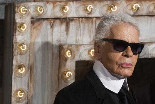 Karl Lagerfeld se enfrenta a problemas con Hacienda. © Gtres