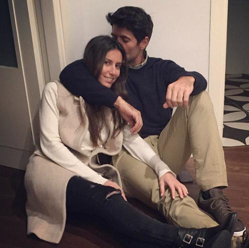 Ana y Fernando llevan saliendo juntos dos años y medio. Foto: IG anaboyer