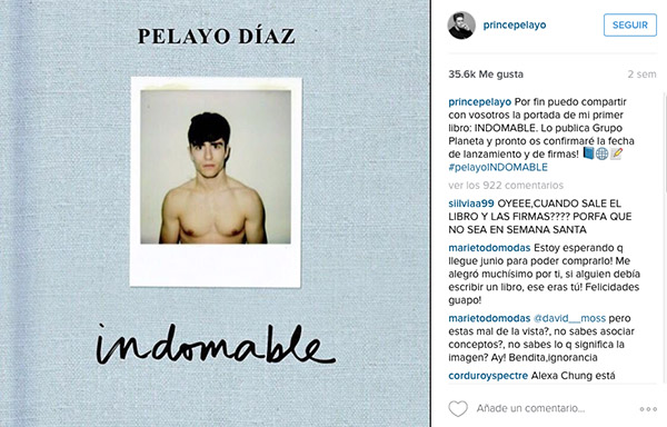 pelayo diaz indomable