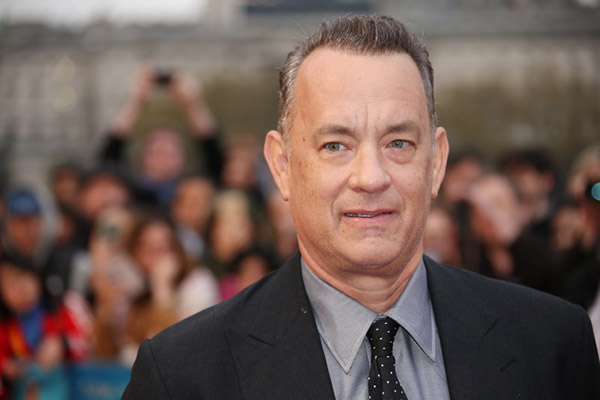 Tom Hanks © Gtres