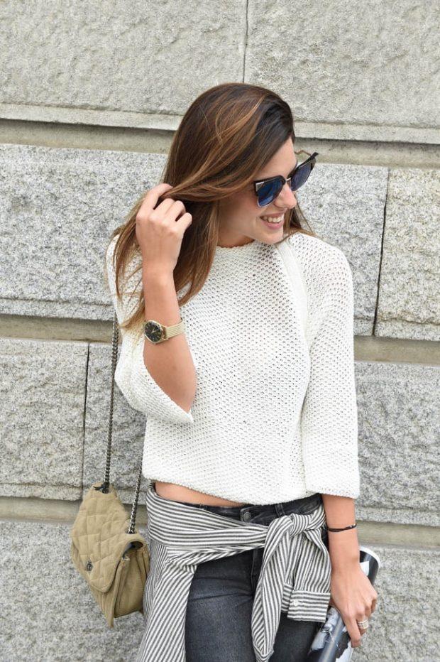 """""""Quiero inaugurar mi blog con una sonrisa, siempre"""", dice Laura"""