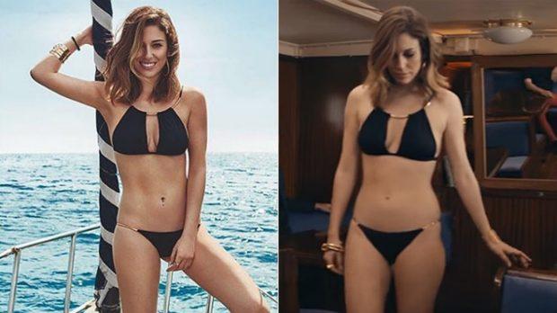 Gratis playa mujer desnuda en el bano 63