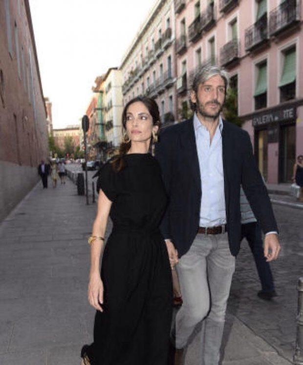 Eugenia Silva y Alfonso de Borbón