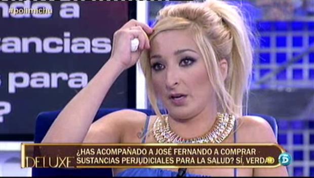 Michu, la itermitente novia de José Fer desde hace dos años