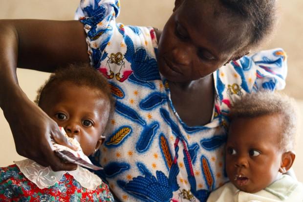 Ghana: dos décadas mejorando la nutrición infantil