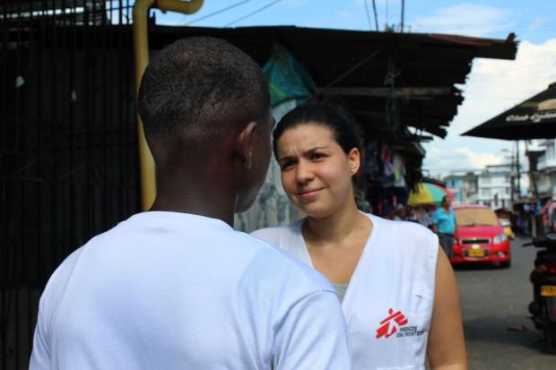 Camilo* es un joven de 30 años que vive en un barrio de la ciudad del pacífico colombiano de Buenaventura donde la violencia urbana existe hace mucho tiempo