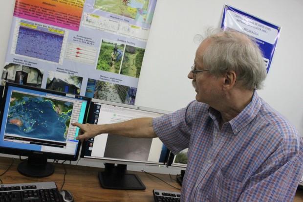Wilfried Strauch nos enseña cómo se detecta un tsunami