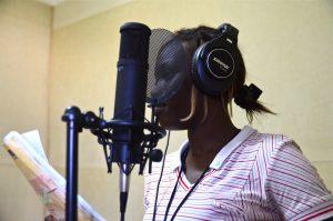 El Estudio Timbuktu ha producido el primer CD de rap en defensa de los derechos de la infancia