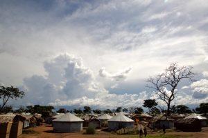 Asentamiento de refugiados en la región Este de Camerún. UNICEF/A.Brecher