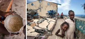 © UNICEF/UN035881/LeMoyne and © UNICEF/UN035886/LeMoyne
