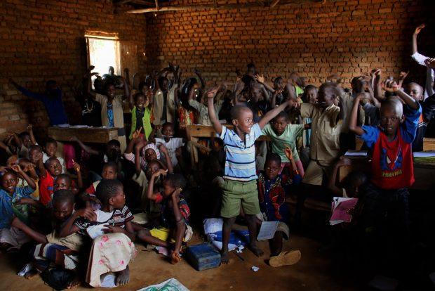 Las escuelas que atesoran el futuro de Burundi