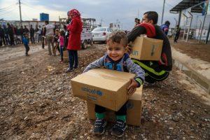 Niños en emergencias: la importancia de la ayuda humanitaria