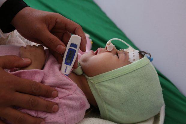 Otra guerra en Yemen: la lucha contra la desnutrición y la enfermedad