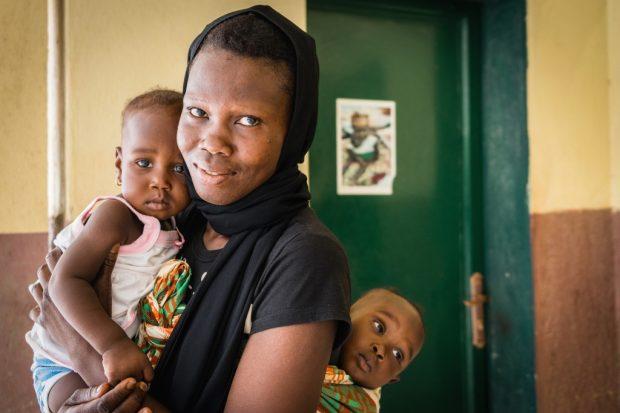 Chad: el miedo que trae la desnutrición