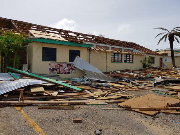 Huracán Irma: la isla de Barbuda se queda vacía