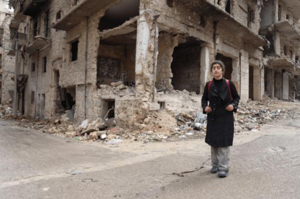 Siete años de guerra en Siria: la inspiradora carta de una joven siria