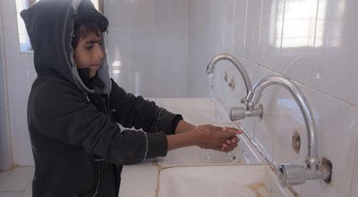 Yemen: cómo la reforma de baños en las escuelas ayuda a los niños a retomar sus estudios