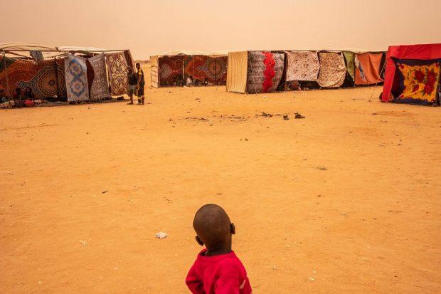La tierra de nadie en la que los niños son el problema de otro