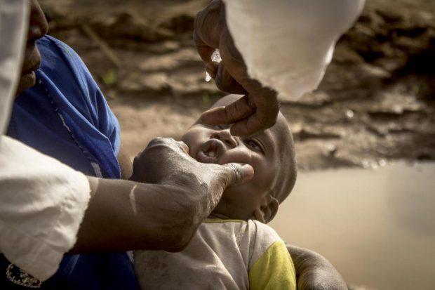 Semana Mundial de la Vacunación: cuando vivir en una mina te deja sin atención sanitaria