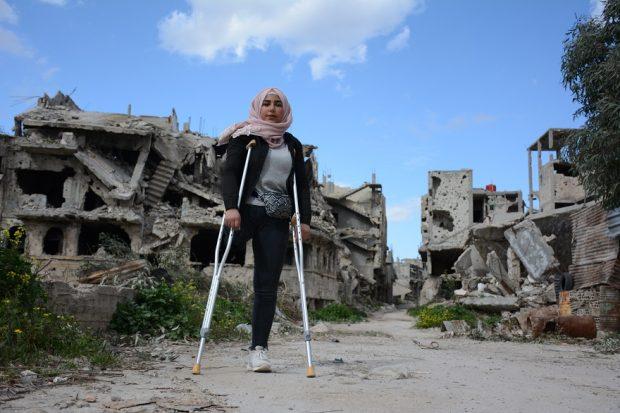 Nueve años de guerra en Siria: de la pérdida a los sueños sin fin, la historia de Nour