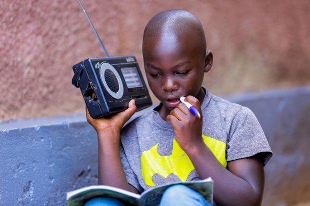 Día del Niño Africano: África es fuerte