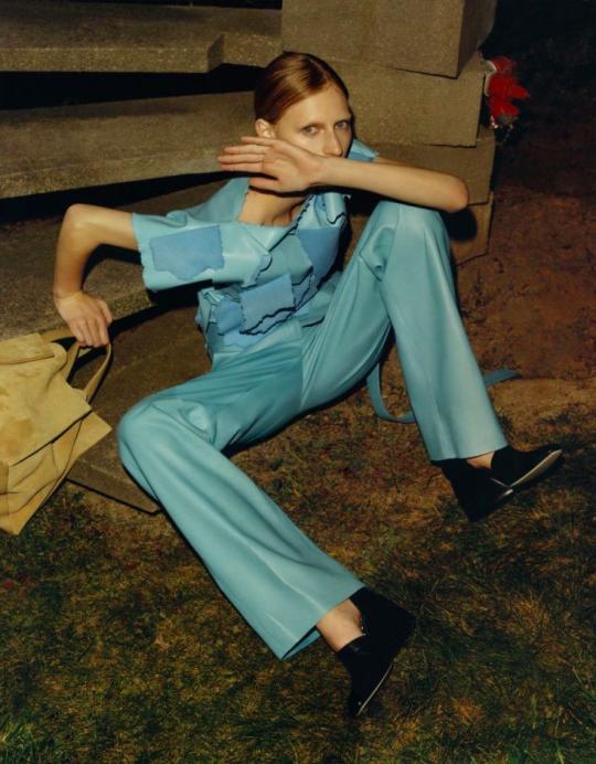 Imagen de la campaña de Loewe de la colección primavera-verano 2015