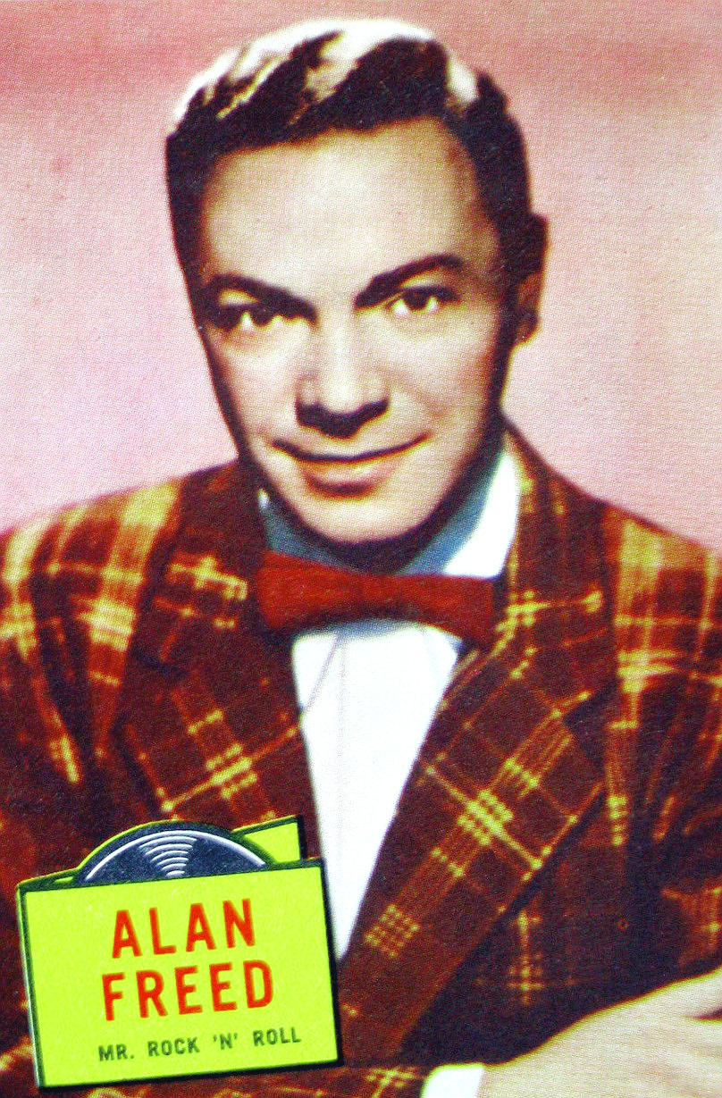 Alan Freed, 'Mr. Rock and Roll' - Foto: Wikipedia