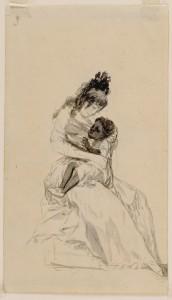 """""""Álbum de Sanlúcar"""" - Goya (Museo del Prado)"""