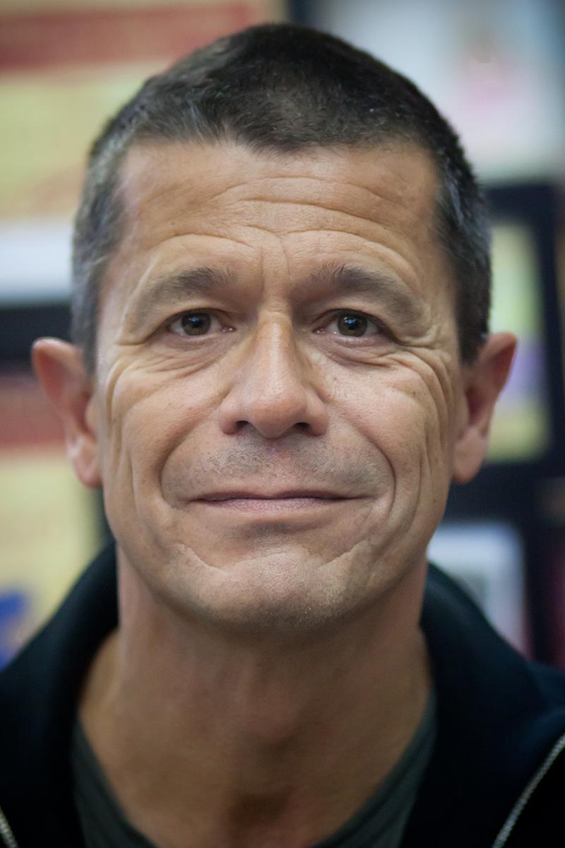 Emmanuel Carrère (Téléversé par Dmitry Rozhkov, Wikipedia)