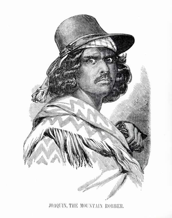 Joaquin Murrieta Carrillo, 'El Robin Hood de El Dorado' (Foto: dominio público)