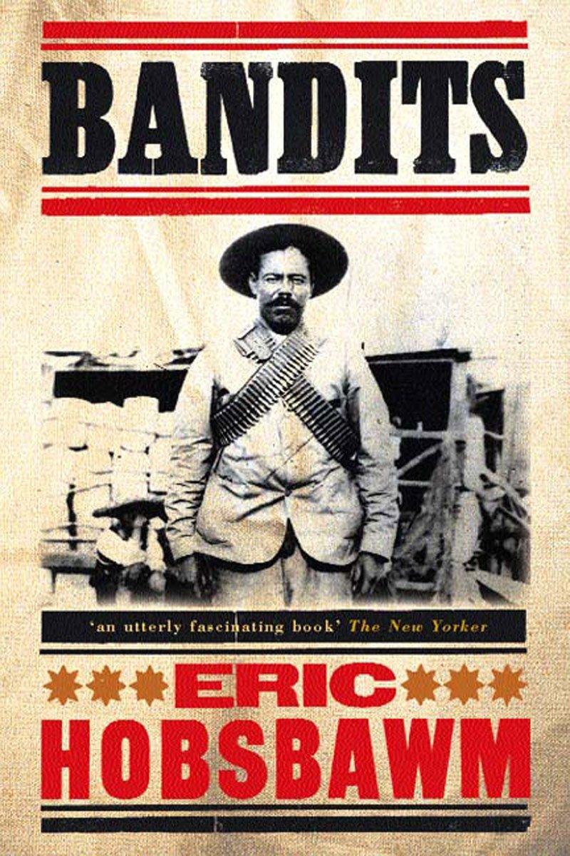 """Portada de la edición inglesa de """"Bandidos"""", de Eric Hobsbawm"""