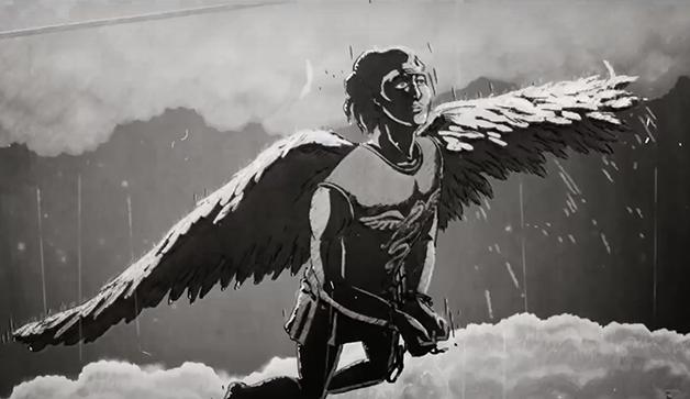 Captura del nuevo vídeo clip de David Gilmour