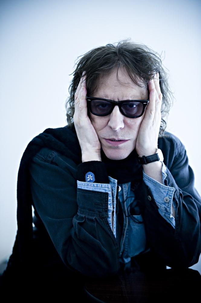 Mick Rock (Foto: Riffraf)