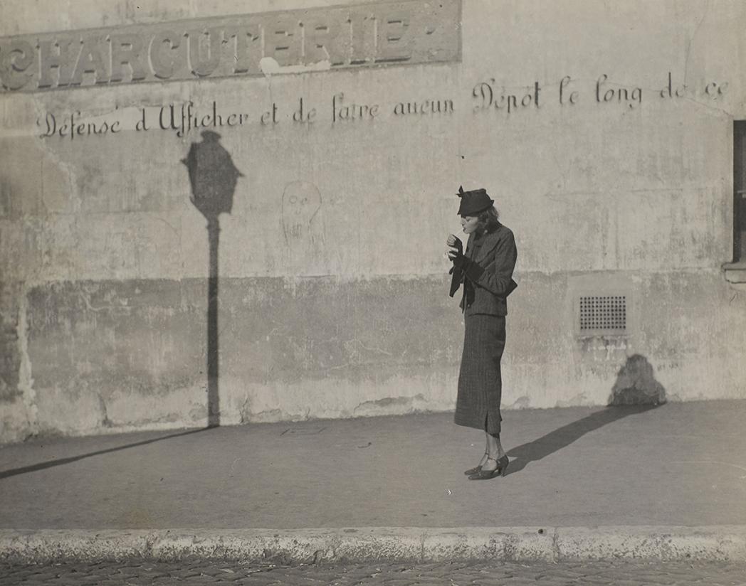 Marianne Breslauer, ' Sans titre', 1937 - Photo © Centre Pompidou, MNAM-CCI, Dist. RMN-Grand Palais / Philippe Migeat © Marianne Breslauer © Adagp, Paris 2015