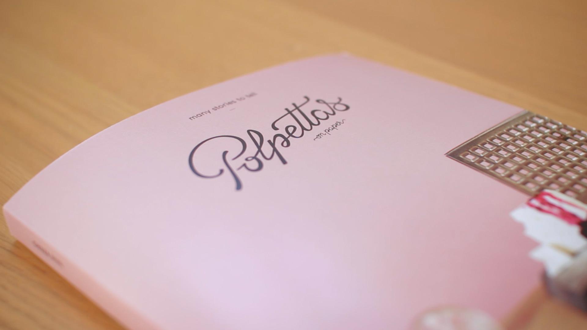 Portada del número cero de 'Polpettas' © Polpettas Mag