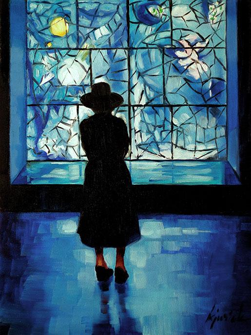 'Chagall' - Karin Jurick