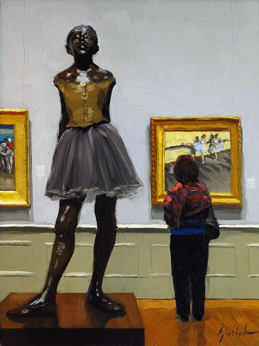 'Degas' - Karin Jurick