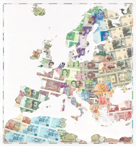 'Old Europe' - Justine Smith