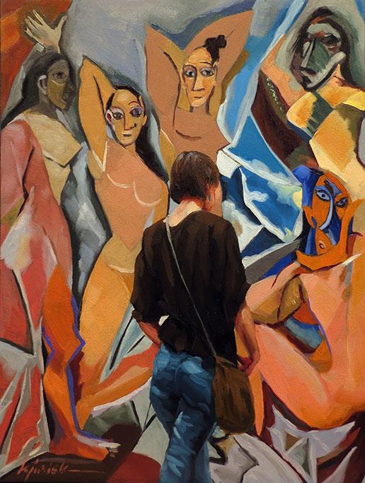 'Picasso' - Karin Jurick
