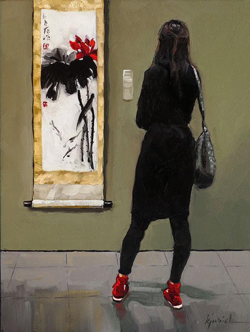'Qi' - Karin Jurick