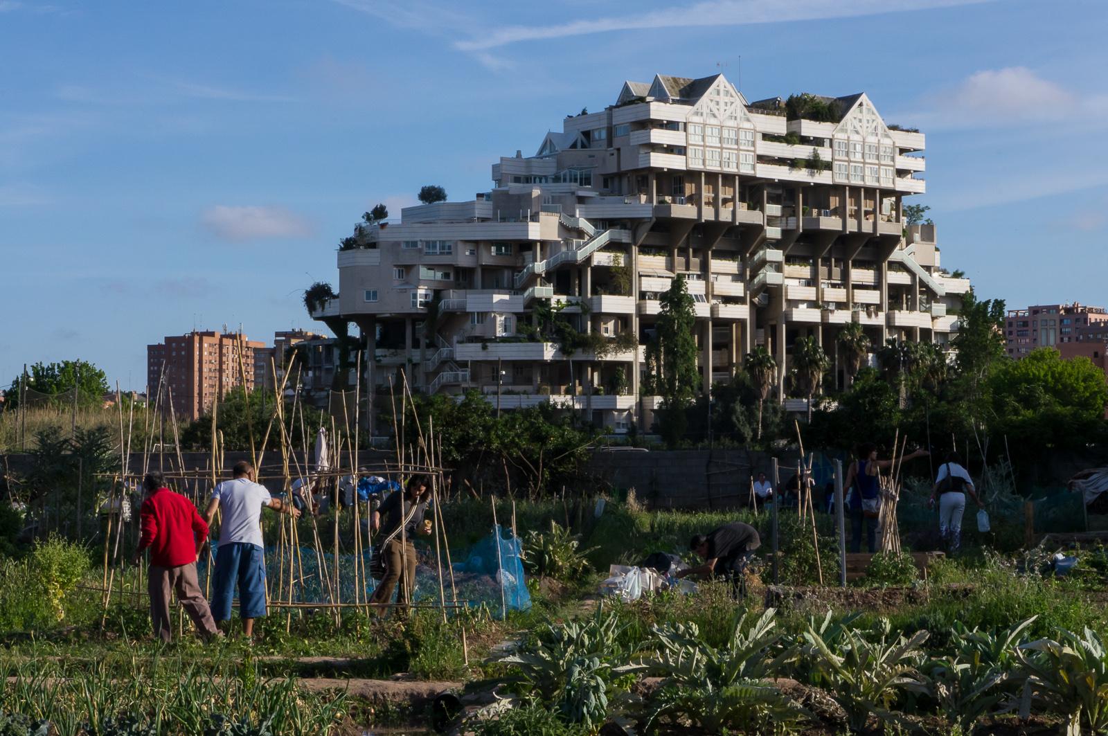 Espai Verd - Valencia (Foto: Wikipedia)
