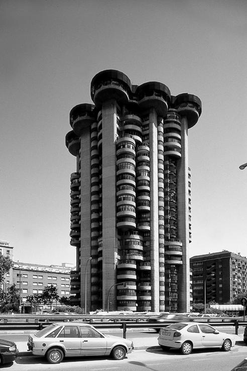 Torres Blancas (Foto: Wikipedia)