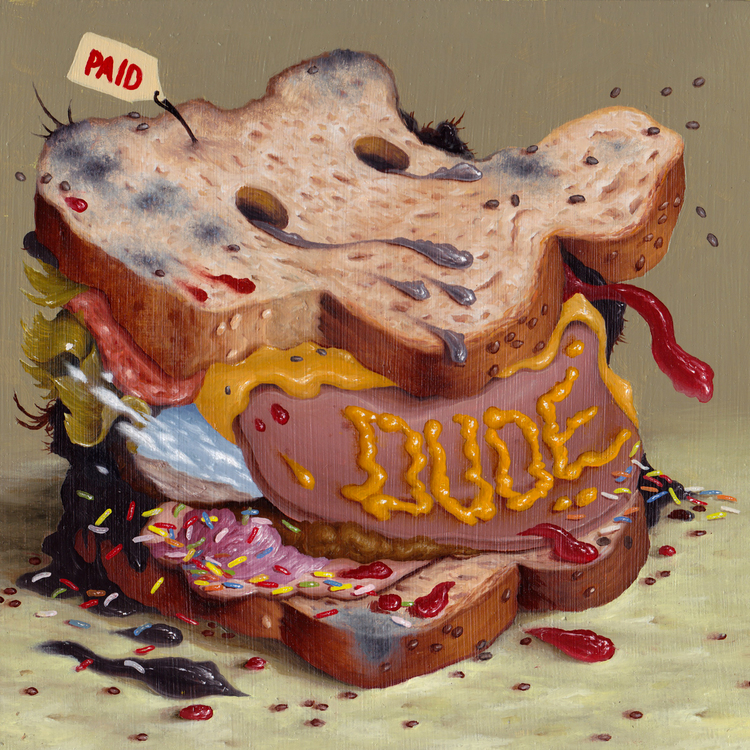 'Bad Trip Bologna' - Sean Norvet