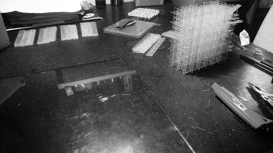 'Emergency Lab' en construcción - Thomas Medicus