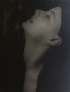 Arnold Genthe - Greta Garbo, 1925 - New York Historical Society