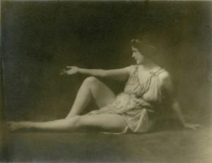 Arnold Genthe - Isadora Duncan - New York Historical Society