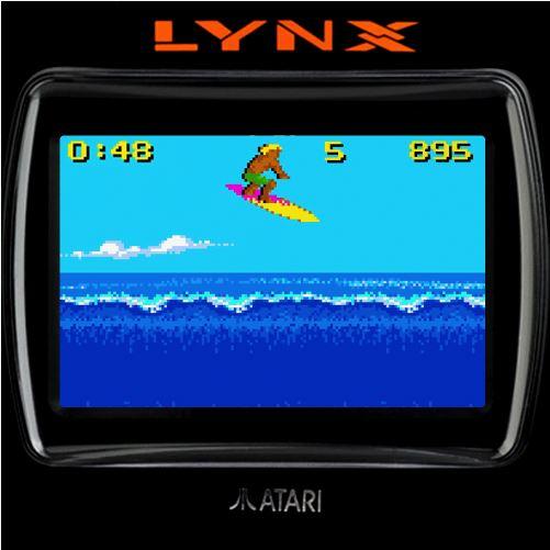 La consola Lynx Atari, el regalo que desilusionó a Simon - Foto: gift.movingbrands.com