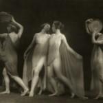 Arnold Genthe - Marion Morgan Dancers - New York Historical Society