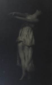 Arnold Genthe - Single Dancer, in the style of Isadora Duncan - New York Historical Society